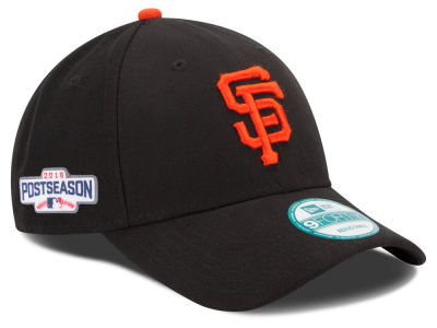 San Francisco Giants MLB 2016 Post Season Patch 9FORTY Cap Hats