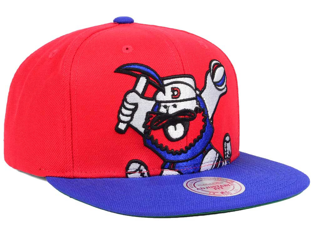 new product 870ce 4d4f3 ... inexpensive denver nuggets mitchell and ness nba hardwood classic  cropped xl logo snapback cap lovely b9914