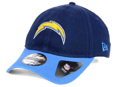 Los Angeles Chargers NFL Relaxed 2Tone 9TWENTY Strapback Cap Hats