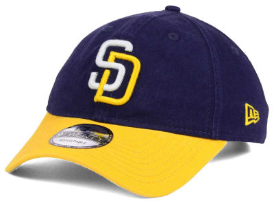 San Diego Padres MLB Relaxed 2Tone 9TWENTY Strapback Cap Hats