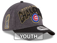 New Era 2016 MLB Youth World Series Locker Room Cap Stretch Fitted Hats