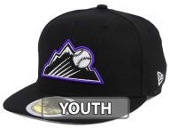 New Era 2017 MLB Kids Batting Practice Diamond Era 59FIFTY Cap Fitted Hats