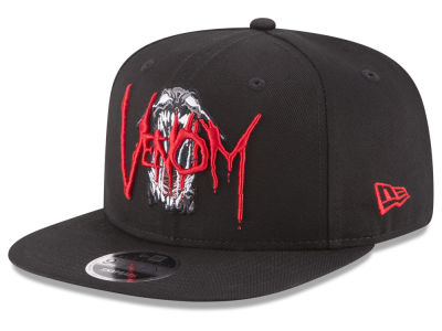 Marvel Rock Venom Original Fit 9FIFTY Snapback Cap  Hats