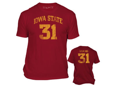 NCAA Men's Basketball Name and Number T-Shirt