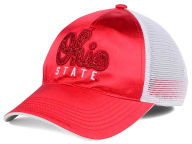 J America NCAA Satin Glitter Cap Adjustable Hats