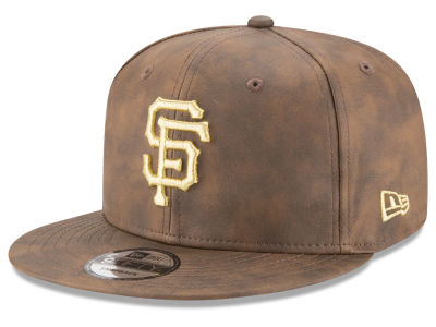 San Francisco Giants MLB Butter So Soft 9FIFTY Snapback Cap Hats