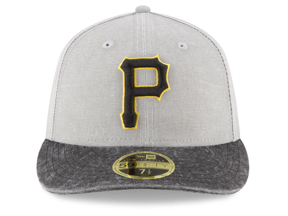 77106ee6e27eb ... low price delicate pittsburgh pirates new era mlb 59fifty bro cap f5758  60fda