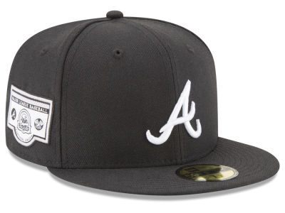 Atlanta Braves MLB Banner Patch 2.0 59FIFTY Cap Hats