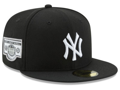 New York Yankees New Era Mlb Banner Patch 2 0 59fifty Cap