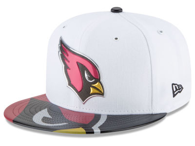 Arizona Cardinals 2017 NFL Draft 59FIFTY Cap Hats