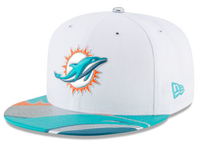 Miami Dolphins 2017 NFL Draft 59FIFTY Cap Hats