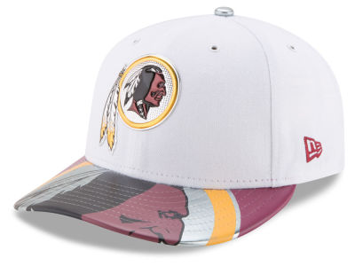 Washington Redskins 2017 NFL Low Profile Draft 59FIFTY Cap Hats