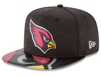 Arizona Cardinals 2017 NFL Draft 9FIFTY Snapback Cap Hats