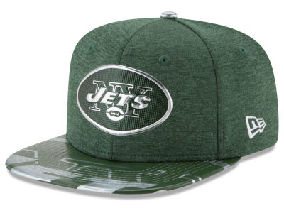 New York Jets 2017 NFL Draft 9FIFTY Snapback Cap Hats