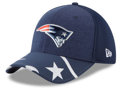 New England Patriots 2017 NFL Draft 39THIRTY Cap Hats