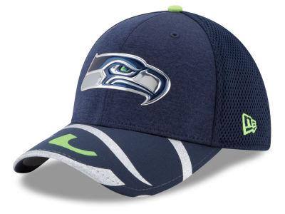 Seattle Seahawks 2017 NFL Draft 39THIRTY Cap Hats