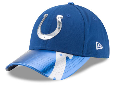 Indianapolis Colts 2017 NFL Women's Draft 9FORTY Cap Hats