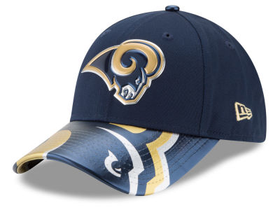 Los Angeles Rams 2017 NFL Women's Draft 9FORTY Cap Hats