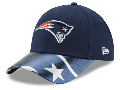 New England Patriots 2017 NFL Women's Draft 9FORTY Cap Hats
