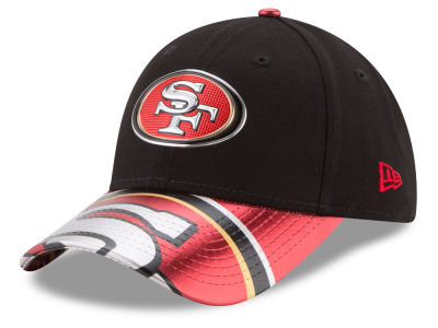 San Francisco 49ers 2017 NFL Women's Draft 9FORTY Cap Hats