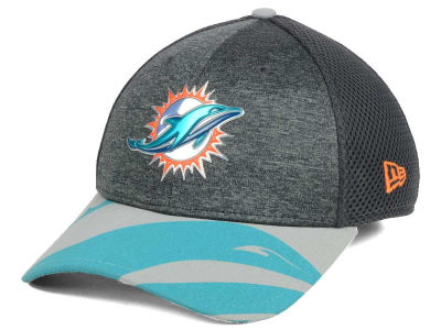 Miami Dolphins 2017 NFL Draft Fashion 39THIRTY Cap Hats