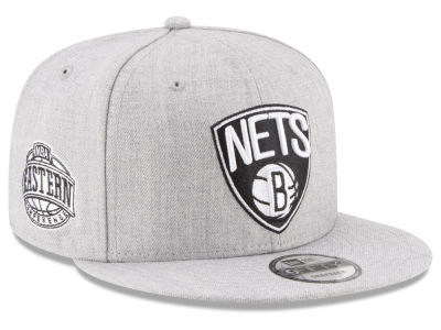 Brooklyn Nets The Heather Boy 9FIFTY Snapback Cap Hats