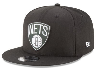 Brooklyn Nets NBA Dual Flect 9FIFTY Snapback Cap Hats