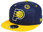 Indiana Pacers New Era NBA Pintastic 9FIFTY Snapback Cap Adjustable Hats