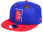 Los Angeles Clippers New Era NBA Pintastic 9FIFTY Snapback Cap Adjustable Hats