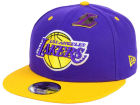 Los Angeles Lakers New Era NBA Pintastic 9FIFTY Snapback Cap Adjustable Hats