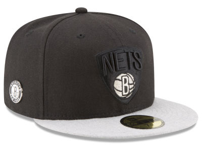 Brooklyn Nets NBA Pintasic 59FIFTY Cap Hats