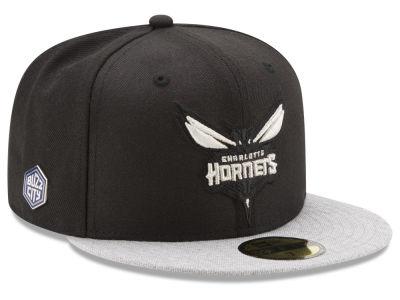 Charlotte Hornets NBA Pintasic 59FIFTY Cap Hats