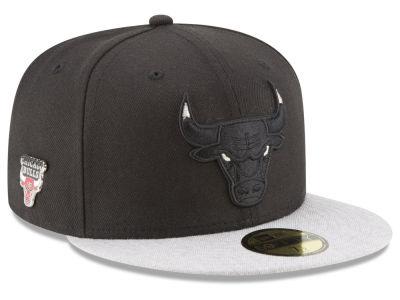 Chicago Bulls NBA Pintasic 59FIFTY Cap Hats