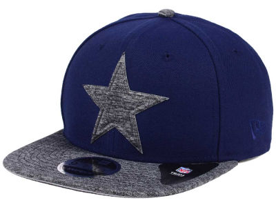 Dallas Cowboys NFL Shadow Filled 9FIFTY Snapback Cap Hats