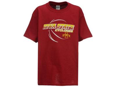 J America NCAA Youth Straight Vertical Bball T-Shirt
