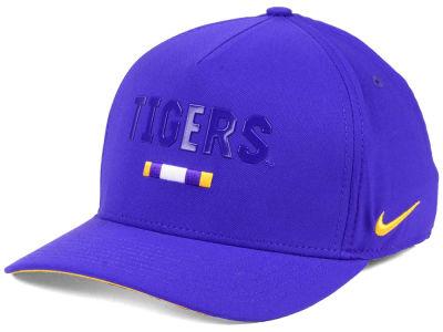 a16cdc7da53 LSU Tigers Nike NCAA Summer Seasonal Swoosh Flex Cap