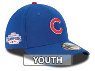 New Era MLB Youth 2016 World Series Jr Team Classic Patch 39THIRTY Cap Adjustable Hats