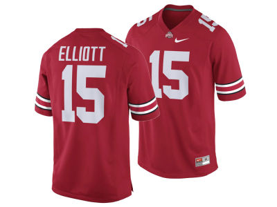 Nike Ezekiel Elliott NCAA Men's Player Game Jersey