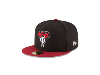 ad70181e07d Arizona Diamondbacks New Era MLB Authentic Collection 59FIFTY Cap ...