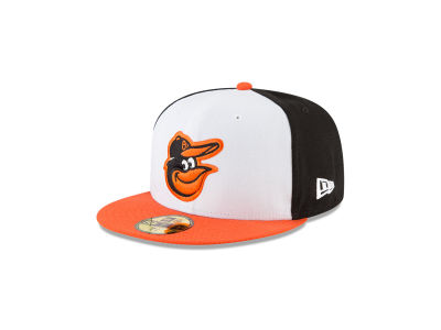 ff5f0f7c98c Baltimore Orioles New Era MLB Authentic Collection 59FIFTY Cap ...
