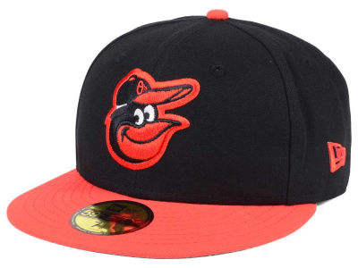 Baltimore Orioles New Era Mlb Authentic Collection 59fifty