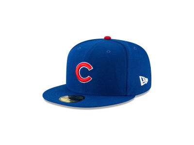 Chicago Cubs New Era MLB Authentic Collection 59FIFTY Cap  e3e513548