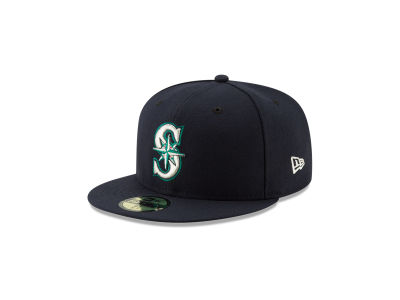 Seattle Mariners New Era MLB Authentic Collection 59FIFTY Cap d4dea8c10a6