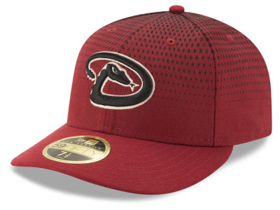 Arizona Diamondbacks MLB Low Profile AC Performance 59FIFTY Cap Hats
