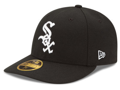 Chicago White Sox New Era MLB Low Profile AC Performance 59FIFTY Cap ... fd7e399f063