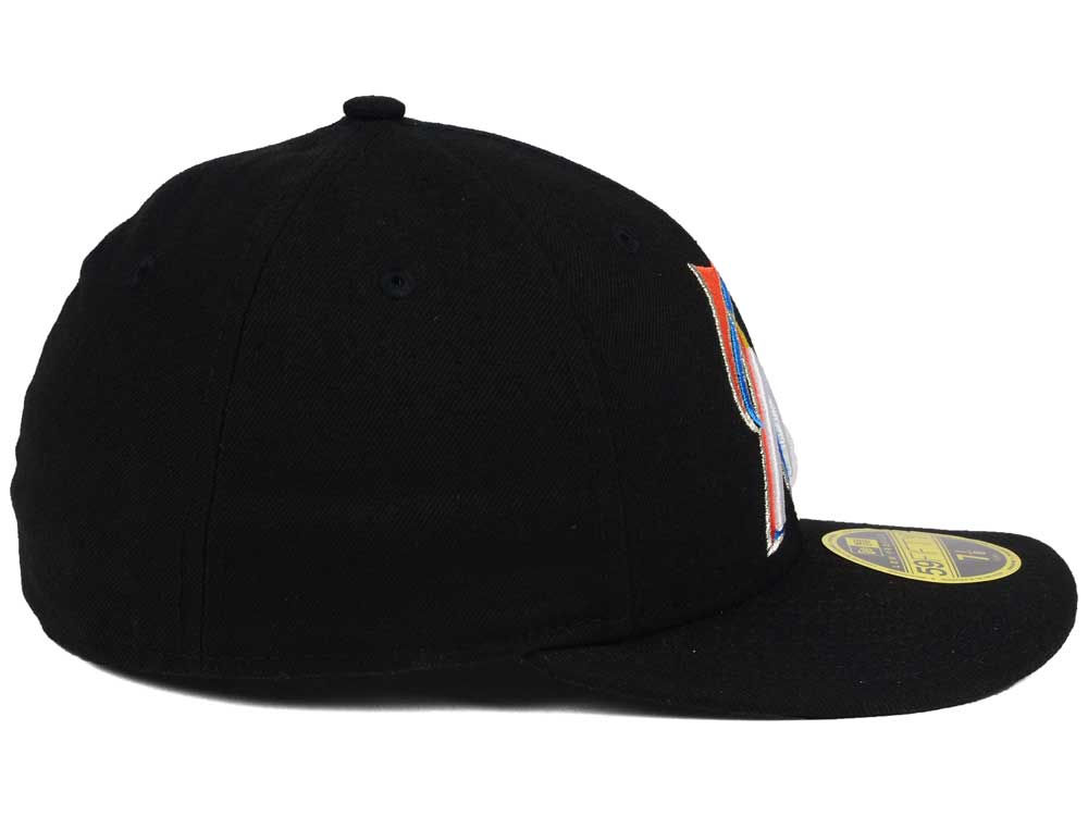authentic miami marlins new era mlb low profile ac performance 59fifty cap  60off 5c1d8 553ff ac2aa439fa8f