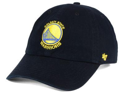 Golden State Warriors  47 NBA  47 CLEAN UP Cap  89aa052d186