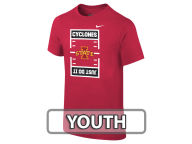 NCAA Youth Just Do It Football T-Shirt T-Shirts