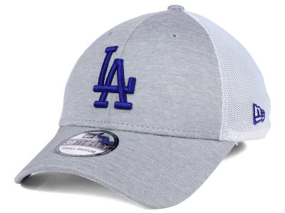 Los Angeles Dodgers MLB Tech Sweep 39THIRTY Cap Hats