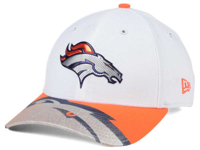 Denver Broncos 2017 NFL Draft Fashion 39THIRTY Cap Hats